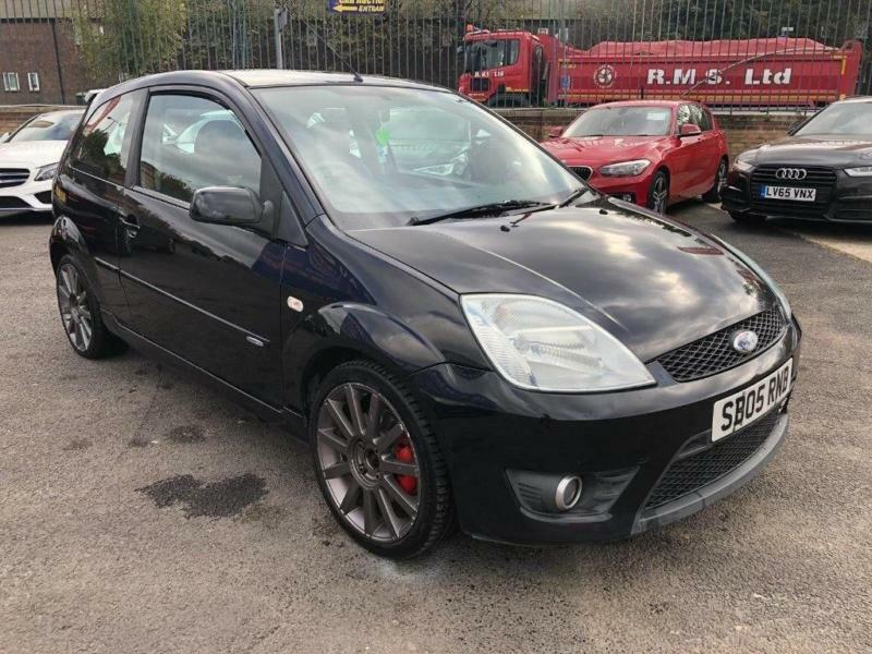 2005 Ford Fiesta 2 0 St 3dr In Greenwich London Gumtree