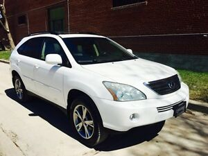 2006 Lexus RX400h, AWD, Navi, Back-up Cam, Adaptive Xenon!