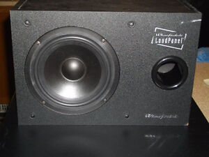 QUALITY WHARFEDALE ( UK ) PPS - 1  PASSIVE SUB WOOFER