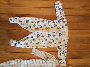 Très beau lot de vêtements pour bébé de marque Banana Blue West Island Greater Montréal image 4