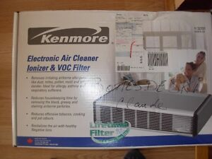 kenmore electronic air cleaner,ionizer and vco filter Gatineau Ottawa / Gatineau Area image 4