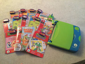 Leapfrog - Leappad Learning System and books