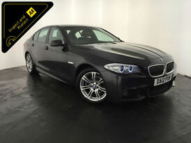 2012 BMW 520D M SPORT DIESEL AUTO 1 OWNER SERVICE HISTORY FINANCE PX WELCOME