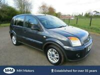 2007 FORD FUSION 1.4 ZETEC CLIMATE 5DR ONLY 89000 MILES MOT OCTOBER SH C-MAX