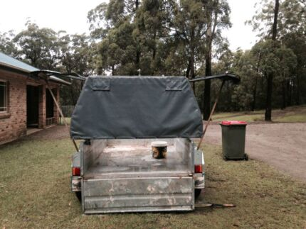 Ute dog cage/ dog box Mango Hill Pine Rivers Area Preview