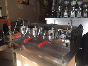As New 3 Group Synesso Syncra Paddle Commercial Coffee Machine Marrickville Marrickville Area Preview