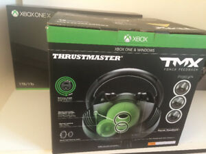 Thrustmaster tmx (Volant xbox one/pc