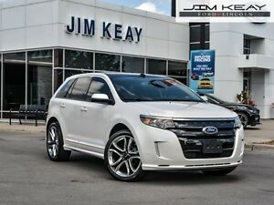 2014 Ford Edge Sport  - Leather Seats -  Bluetooth -  Heated Sea