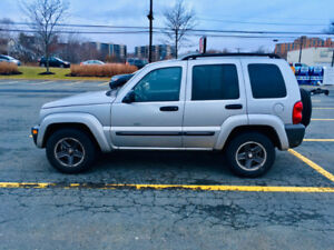 2004 Jeep Liberty 4X4 Columbia Edition