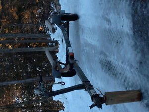 Excellent Condition Yacht Club Boat Trailer