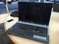 Acer Laptop - Includes Software and New Battery
