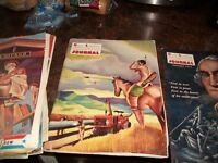 12   1950s Plumbing and pipe  fitting jourals
