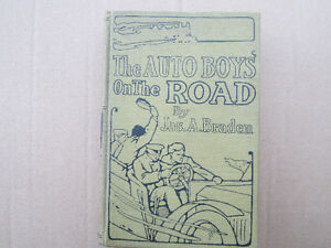 the Auto Boys on the Road