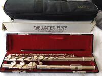 Jupiter silver plated flute JFL-511ESSC