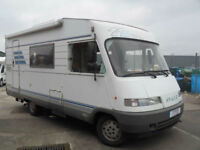 HYMER 544 CLASSIC, 2.800 CC, 4 BERTH MOTOR HOME FOR SALE