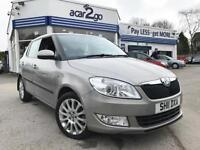 2011 Skoda FABIA 0% FINANCE OFFER ON THIS CAR Automatic Hatchback