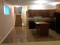 2 bedroom basement apartment close to WEM available Dec. 1,2015