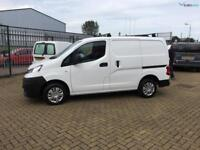NISSAN NV200 DCI ACENTA White Manual Diesel, 2017