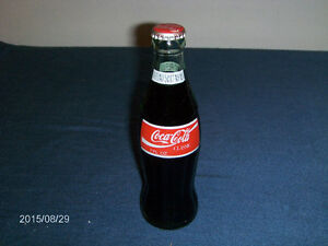 COCA COLA BOTTLING CO-CAPE COD-1939/1989-FULL COKE BOTTLE