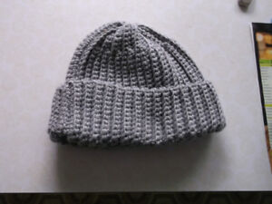New Crocheted Toques