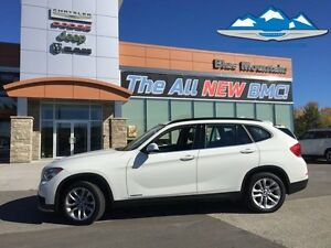 2015 BMW X1 xDrive28i   ALL WHEEL DRIVE, LEATHER, CARPROOF REPOR