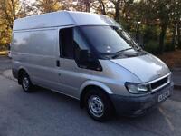 Ford Transit 2.0TD ( 75PS ) 2002MY 260 SWB