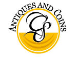 C&S COINS and Antiques.