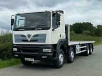 FODEN ALPHA 3000 S108R 8 X 4 Flatbed