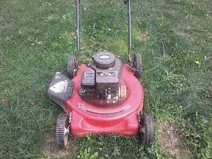 20'' mtd lawnmower