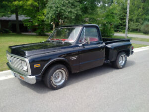 72 Chevy C10 Short Box