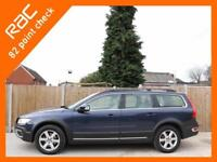 2010 Volvo XC70 2.4 D5 Turbo Diesel SE AWD 4x4 4WD Geartronic 6 Speed Auto Sunro