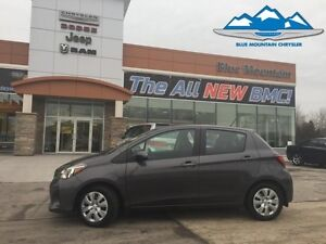 2015 Toyota Yaris LE  BLUETOOTH, CERTIFIED/ETESTED, WARRANTY