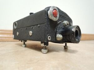 Very Rare Version 1944 WW2 Fairchild Gun Type AN-N6 Movie Camera