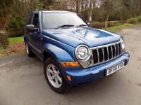 2006 JEEP CHEROKEE LIMITED CRD ESTATE DIESEL