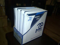 4th Class Power Engineering Books+Exams+Codes.. (Everything $90)