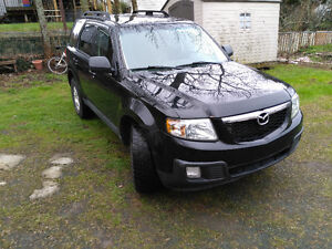 2009 Mazda Tribute lx SUV, Crossover