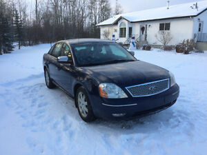2007 Ford Five Hundred Limited Sedan