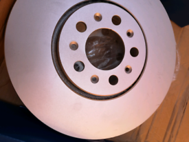 PAGID REAR AXLE BRAKE KIT BRAKE DISCS Ø 288 mm AND BRAKE PADS FOR JAGUAR S-TYPE