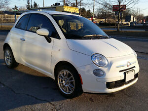 2015 Fiat 500 Pop Hatchback with All Season and Winter Tyres
