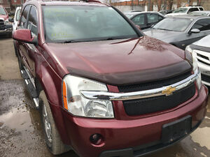 2008 Chevrolet Equinox LT with hail damage just in at Pic N Save