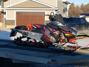 2014 Polaris RMK Assault Snow Check