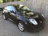 2009 09 Alfa Romeo MiTo 1.4 16V Lusso 6 SPEED 64k 58.9 MPG