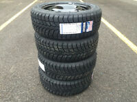 205/55R16 - Brand New WINTER CLAW Tires Rims - Civic BMW Toyota