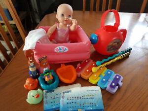 Doll/Baby for Bathtub & Other Bath Toys