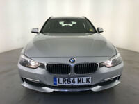 2014 BMW 320D LUXURY TOURING AUTOMATIC ESTATE 1 OWNER SERVICE HISTORY FINANCE PX
