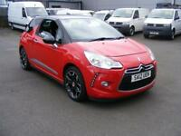 Citroen DS3 1.6 16V VTI DSTYLE PLUS 120HP
