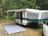 GET OFF THE FLOOR! 2008 TENT-TRAILER FOR SALE! SUPER DEAL!