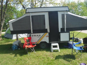 2006 Jay Trax Tent Trailer by Jayco