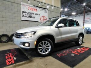 Volkswagen Tiguan 4dr Highline 4Motion 2012