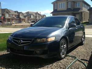 2006 Acura TSX Premium Package